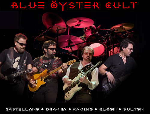 Blue Oyster Cult At Catskill Mountain Thunder